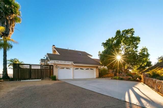 14648 Sunrise Canyon Rd, Poway, CA 92064 (#190045795) :: Faye Bashar & Associates
