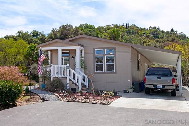 3909 Reche Rd #216, Fallbrook, CA 92028 (#190045805) :: The Laffins Real Estate Team