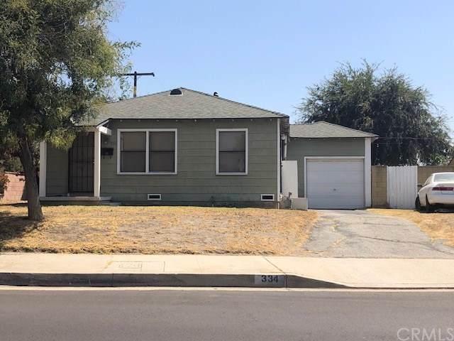 334 N Vernon Avenue, Azusa, CA 91702 (#CV19196846) :: Veléz & Associates