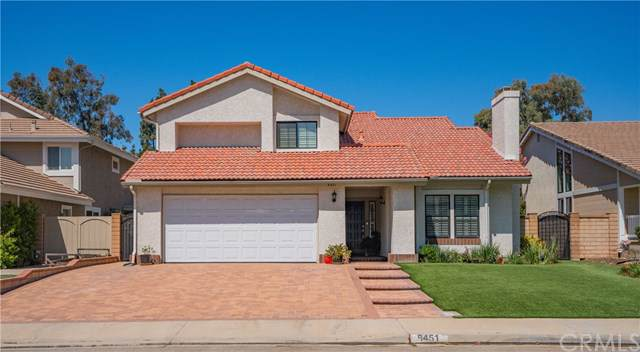5451 Los Robles, La Verne, CA 91750 (#CV19195685) :: Allison James Estates and Homes