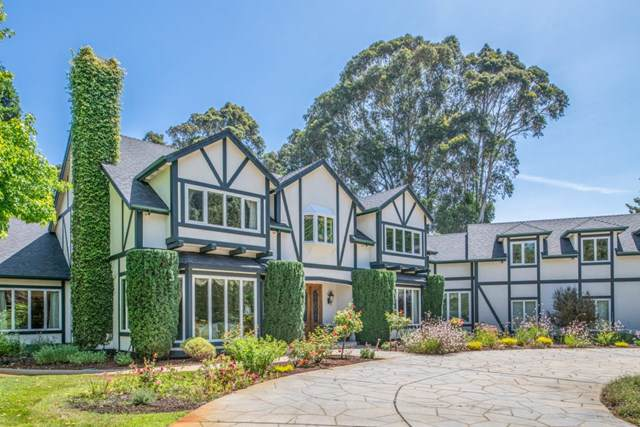 27217 Prado Del Sol, Carmel Valley, CA 93923 (#ML81764939) :: McLain Properties