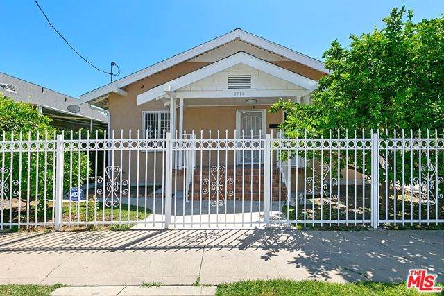 2714 Hyans Street, Los Angeles (City), CA 90026 (#19499590) :: Faye Bashar & Associates