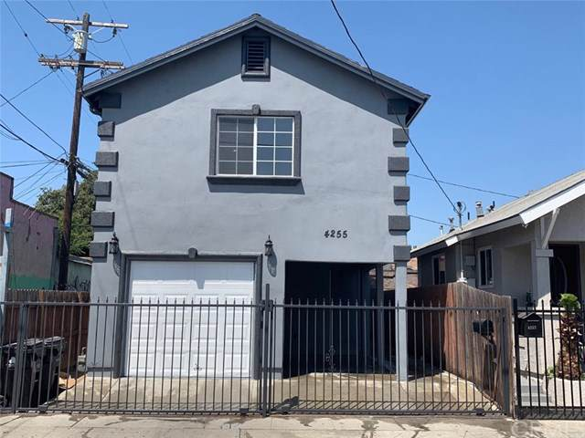 4255 Ascot Avenue, Los Angeles (City), CA 90011 (#DW19196969) :: Heller The Home Seller