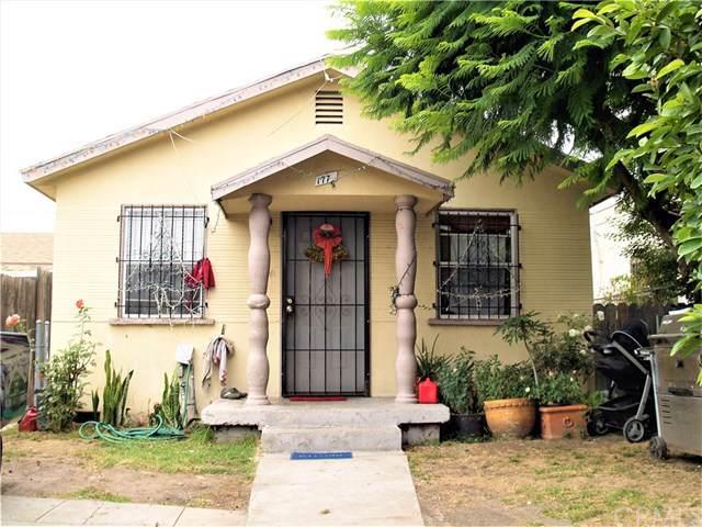 1775 W 37th Place, Los Angeles (City), CA 90018 (#SB19196815) :: The Danae Aballi Team