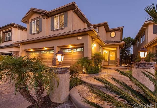 20652 Campania Lane, Porter Ranch, CA 91326 (#SR19193681) :: Faye Bashar & Associates