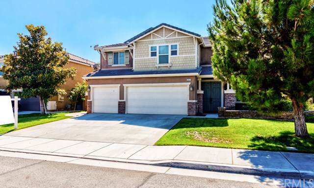 6453 Harrow Street, Eastvale, CA 91752 (#IG19196925) :: The Danae Aballi Team