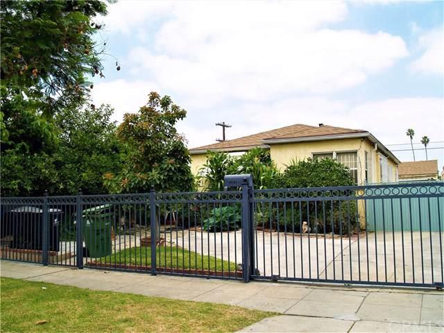 1779 W 37th Place, Los Angeles (City), CA 90018 (#SB19197031) :: The Danae Aballi Team
