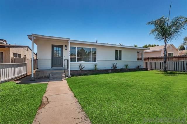 819 W 8Th Ave, Escondido, CA 92025 (#190045851) :: Faye Bashar & Associates