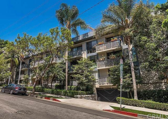 1134 Alta Loma Road #207, West Hollywood, CA 90069 (#WS19195693) :: The Danae Aballi Team