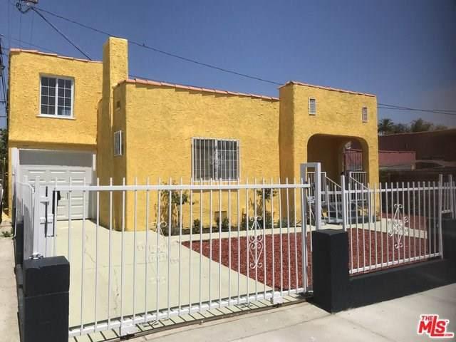 2809 W 60TH Street, Los Angeles (City), CA 90043 (#19500992) :: The Danae Aballi Team