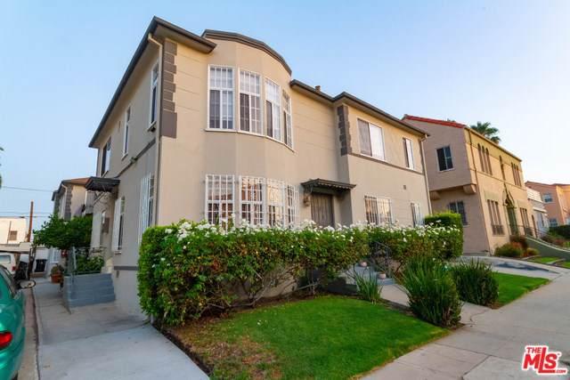443 N Sierra Bonita Avenue, Los Angeles (City), CA 90036 (#19501000) :: California Realty Experts