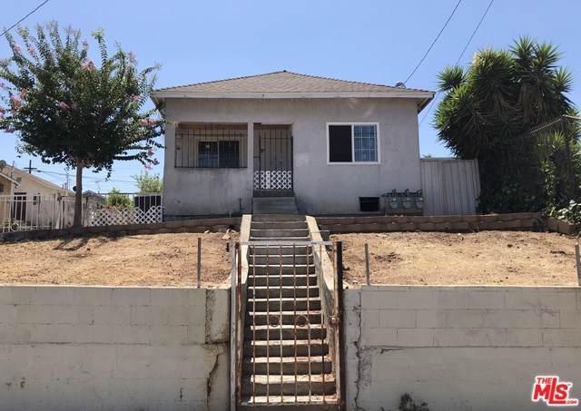 3442 E 1ST Street, Los Angeles (City), CA 90063 (#19500220) :: Team Tami