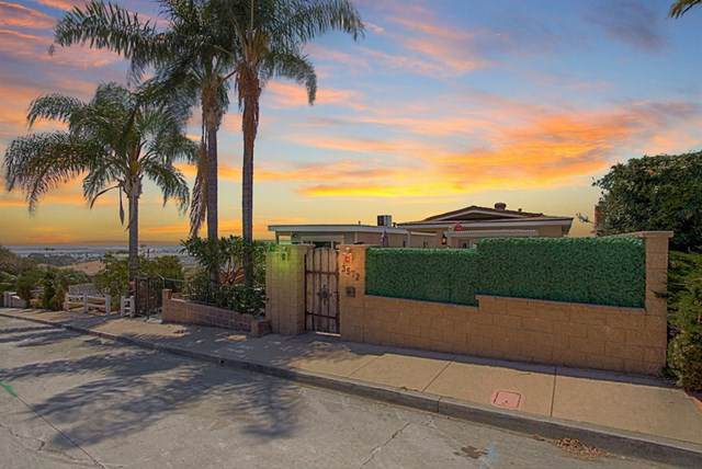 3572 Moultrie Ave, San Diego, CA 92117 (#190045887) :: Heller The Home Seller