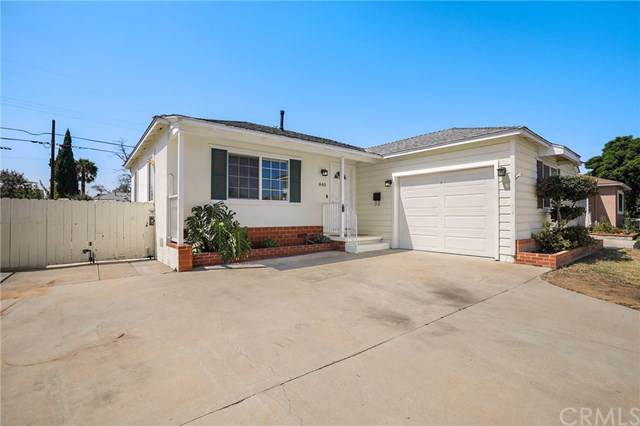 840 W 148th Place, Gardena, CA 90247 (#SB19196617) :: The Miller Group