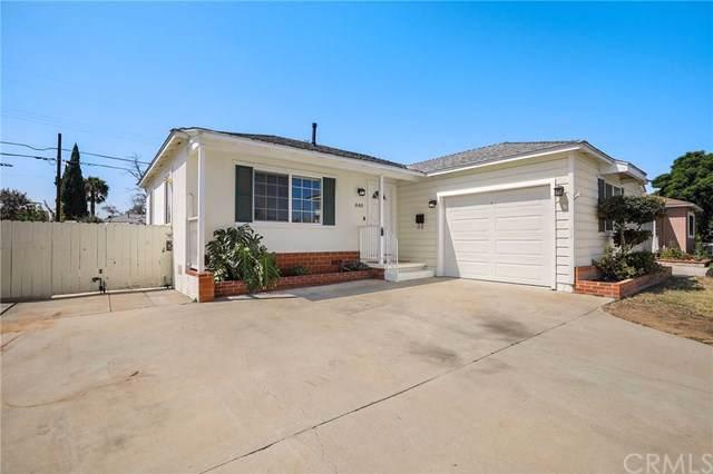 840 W 148th Place, Gardena, CA 90247 (#SB19196617) :: Keller Williams Realty, LA Harbor