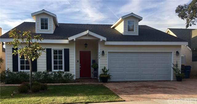 439 Newton Street, San Fernando, CA 91340 (#SR19197107) :: The Brad Korb Real Estate Group