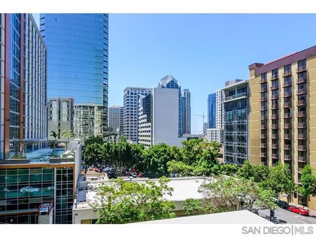425 W Beech St #603, San Diego, CA 92101 (#190045897) :: Z Team OC Real Estate