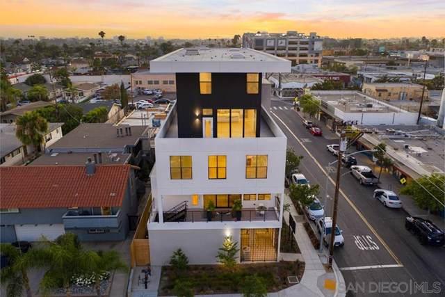 3047 North Park Way #301, San Diego, CA 92104 (#190045904) :: McLain Properties