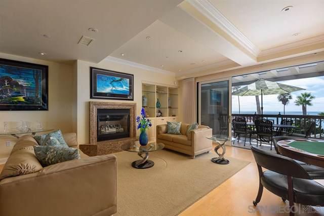 464 Prospect St #204, La Jolla, CA 92037 (#190045906) :: Heller The Home Seller