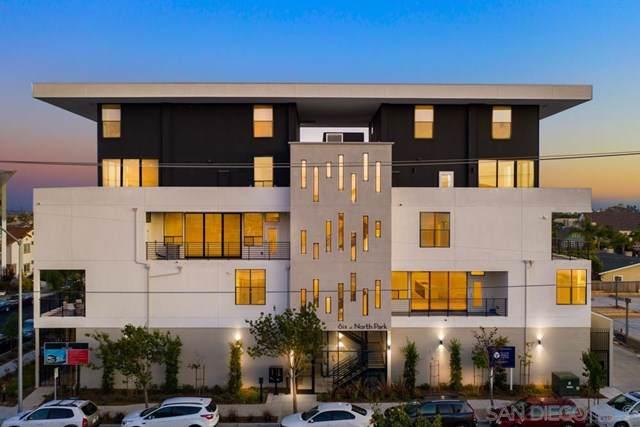 3047 North Park Way #202, San Diego, CA 92104 (#190045909) :: McLain Properties