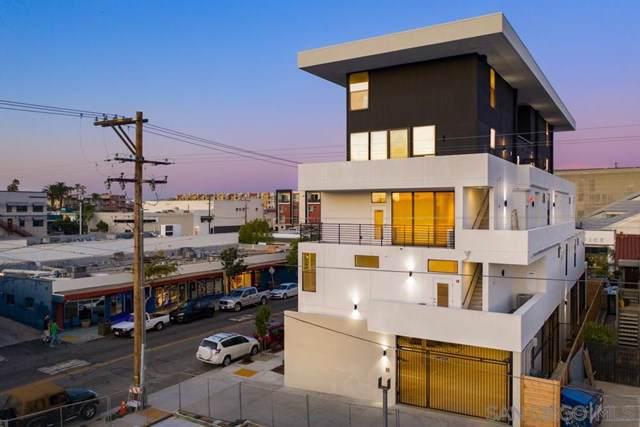 3047 North Park Way #201, San Diego, CA 92104 (#190045914) :: McLain Properties