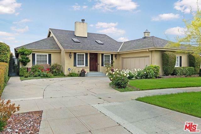 4878 Presidio Drive, View Park, CA 90043 (#19501064) :: The Danae Aballi Team