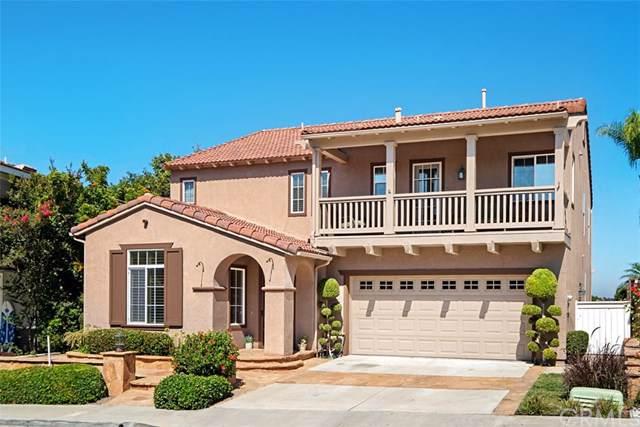 15 Grassy Knoll Lane, Rancho Santa Margarita, CA 92688 (#OC19192073) :: Fred Sed Group