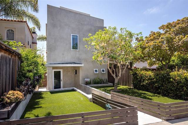 729 Archer St, Pacific Beach, CA 92109 (#190045958) :: Rogers Realty Group/Berkshire Hathaway HomeServices California Properties