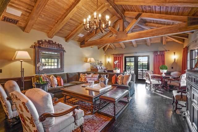 18220 Via De Fortuna, Rancho Santa Fe, CA 92067 (#190045961) :: Rogers Realty Group/Berkshire Hathaway HomeServices California Properties
