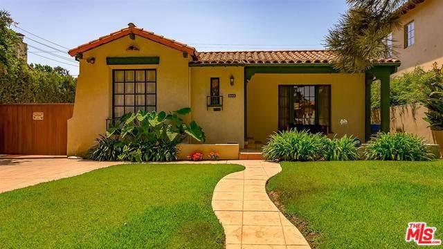 2043 Midvale Avenue, Los Angeles (City), CA 90025 (#19495624) :: Heller The Home Seller
