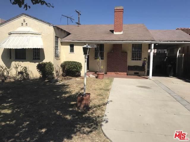 8308 S 3RD Avenue, Inglewood, CA 90305 (#19500974) :: Allison James Estates and Homes