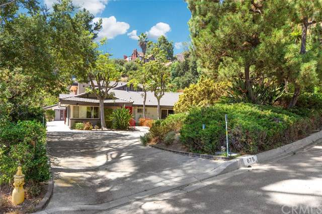 675 Sierra Meadows Drive, Sierra Madre, CA 91024 (#WS19197428) :: Rogers Realty Group/Berkshire Hathaway HomeServices California Properties