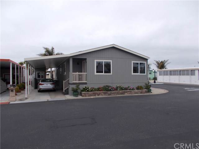 140 S Dolliver Space #24, Pismo Beach, CA 93449 (#PI19197442) :: Team Tami