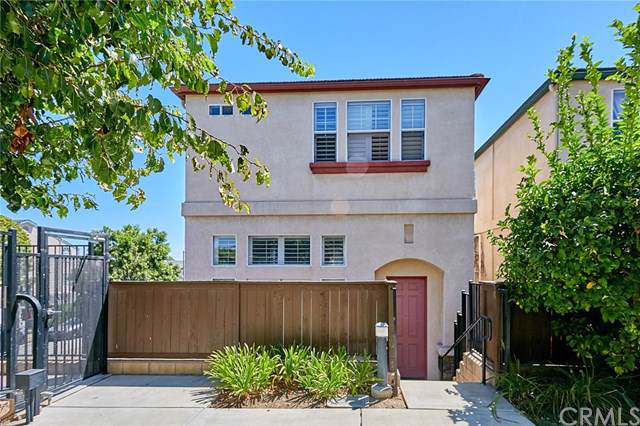 25481 Dodge Avenue #8, Harbor City, CA 90710 (#DW19196642) :: The Laffins Real Estate Team