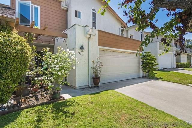 2445 Caminito Zocalo, San Diego, CA 92107 (#190046006) :: Heller The Home Seller