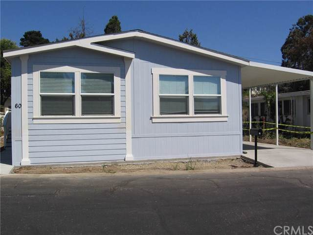 355 W Clark Avenue #60, Santa Maria, CA 93455 (#PI19197484) :: RE/MAX Parkside Real Estate