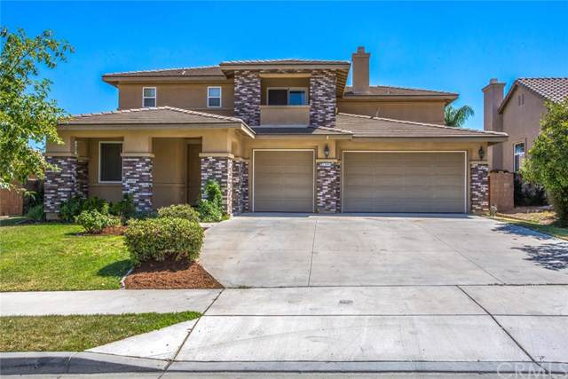 33995 Redhawk Place, Yucaipa, CA 92399 (#EV19197312) :: The Miller Group