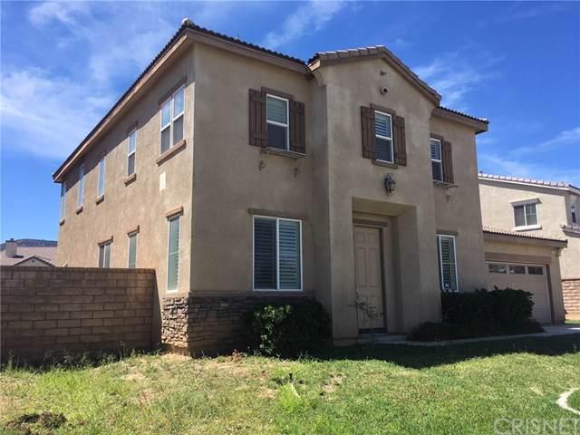 2130 Tangerine Street, Palmdale, CA 93551 (#SR19196196) :: Heller The Home Seller