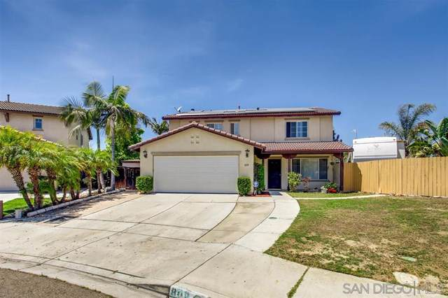 809 Humphrey Pl, Chula Vista, CA 91911 (#190046013) :: Steele Canyon Realty