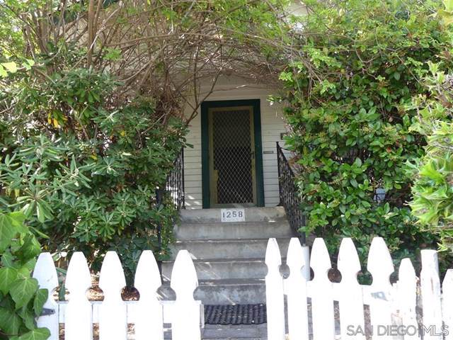 1258 Cypress Ave., San Diego, CA 92103 (#190046015) :: OnQu Realty