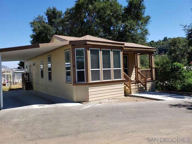 3909 Reche Rd. #148, Fallbrook, CA 92028 (#190046017) :: The Laffins Real Estate Team