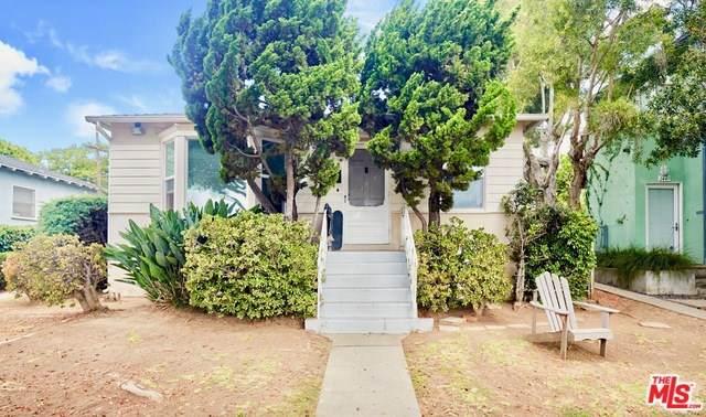 2443 California Avenue, Santa Monica, CA 90403 (#19501136) :: The Danae Aballi Team