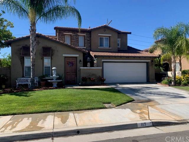 117 Headlands Way, Perris, CA 92570 (#DW19197528) :: EXIT Alliance Realty