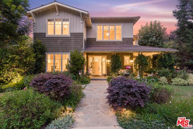 800 Greentree Road, Pacific Palisades, CA 90272 (#19500840) :: The Miller Group