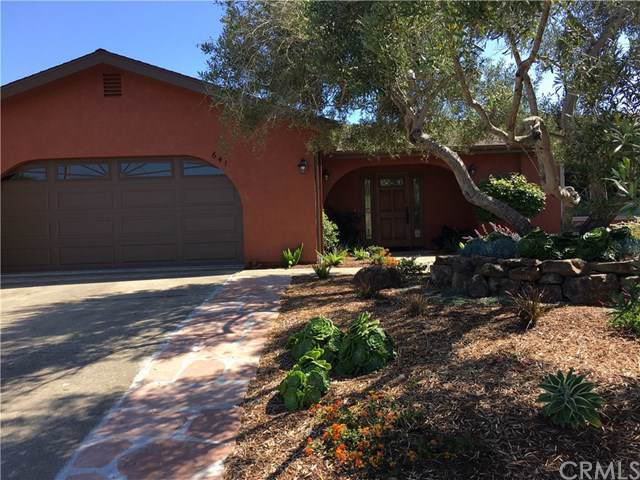 641 Highland Drive, Los Osos, CA 93402 (#SC19197596) :: Rogers Realty Group/Berkshire Hathaway HomeServices California Properties