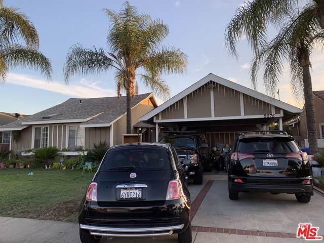 9275 Bartee Avenue, Arleta, CA 91331 (#19501172) :: A|G Amaya Group Real Estate