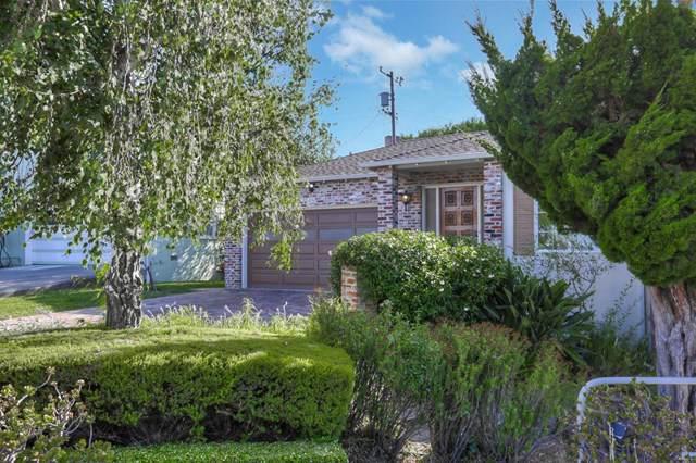 48 Eastwood Drive, San Mateo, CA 94403 (#ML81765041) :: The Danae Aballi Team