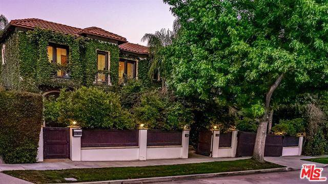 148 S Glenroy Avenue, Los Angeles (City), CA 90049 (#19494882) :: Heller The Home Seller