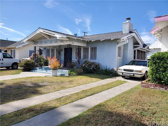 1749 W 41st Drive, Los Angeles (City), CA 90062 (#SB19197664) :: The Laffins Real Estate Team