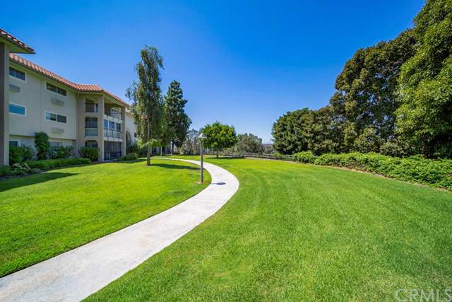 3244 San Amadeo 3H, Laguna Woods, CA 92637 (#OC19195233) :: Heller The Home Seller